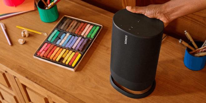 La nouvelle enceinte Bluetooth Sonos Move