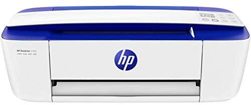 HP T8X19B DeskJet 3760 All-in-One Imprimante Bleu