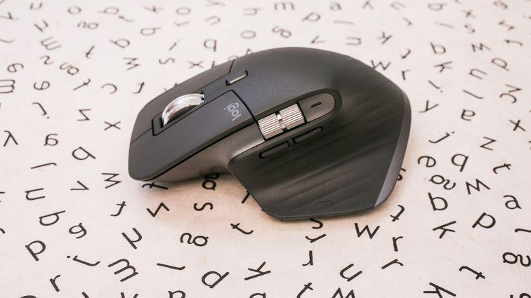 La souris MX Master 3 de Logitech est entraînée par des électroaimants