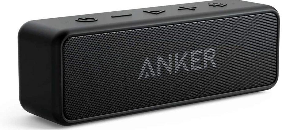 Test et Avis Anker SoundCore 2