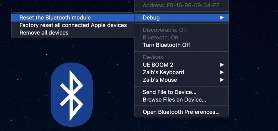 Comment réinitialiser le module Bluetooth de votre Mac pour résoudre les problèmes de connexion