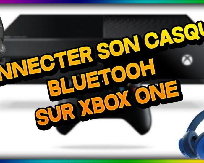 Comment utiliser un casque Bluetooth sur Xbox