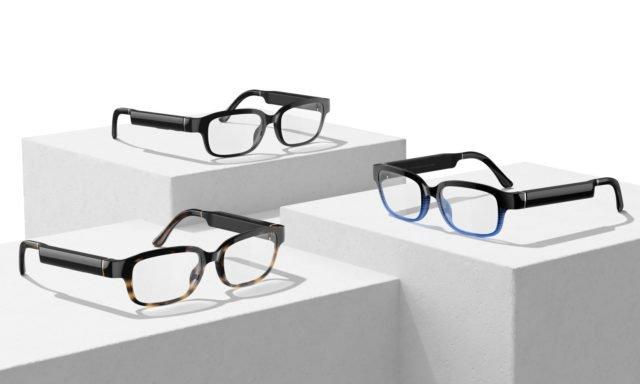 Echo Frames : les lunettes connectées d'Amazon disponibles aux Etats Unis