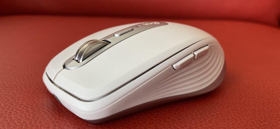 La nouvelle souris Logitech MX Anywhere 3 est peut-être la meilleure souris portable jamais conçue
