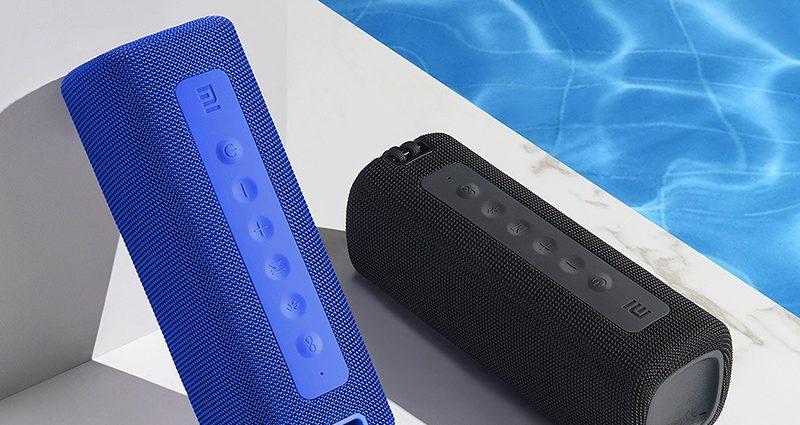 Xiaomi lance un nouveau haut-parleur Bluetooth portable