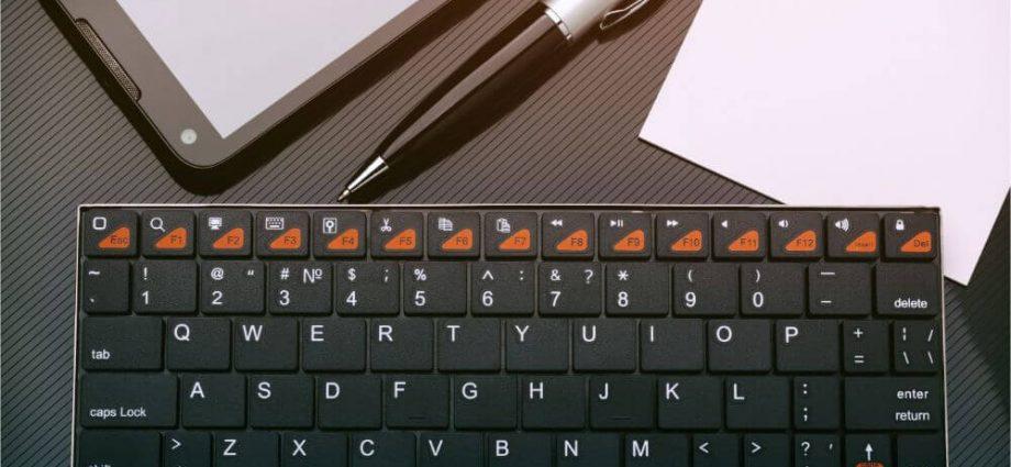 Les 5 meilleurs claviers portables Bluetooth et sans fil de 2021