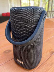Haut-parleur Bluetooth portable Tribit StormBox Pro - un Stormbox plus grand et plus méchant